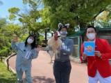 5月1日放送の『あさパラS』GW2時間SPに出演するハイヒールリンゴ(C)読売テレビ