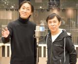 ナインティナイン(左から)矢部浩之、岡村隆史(C)ORICON NewS inc.