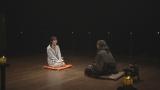 峯岸みなみ=NHK総合で5月4日放送、『ヘイ!モンジュ!〜迷えるわたしに教養を〜』(C)NHK