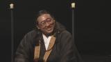 秋山住職(ロバート・秋山竜次)=NHK総合で5月4日放送、『ヘイ!モンジュ!〜迷えるわたしに教養を〜』(C)NHK