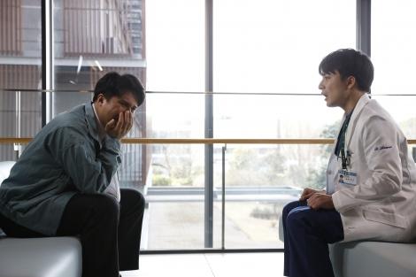 ドラマ『泣くな研修医』に出演する木村昴 (C)テレビ朝日