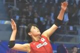 バレーボール女子日本代表 黒後愛選手
