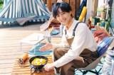 """Kis-My-Ft2・藤ヶ谷太輔、""""おうちキャンプ""""満喫 豪快にソース焼きそば頬張る「やっぱいいね!」"""