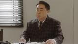 ラジオドラマの読み合わせに参加する花車当郎(塚地武雅)=連続テレビ小説『おちょやん』第22週・第106回より (C)NHK