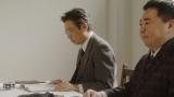 ラジオドラマの読み合わせに参加する長澤誠(生瀬勝久)、花車当郎(塚地武雅)=連続テレビ小説『おちょやん』第22週・第106回より (C)NHK