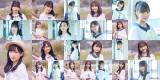 14thシングル「君とどこかへ行きたい」(12日発売)を発売するHKT48(C)Mercury