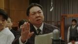 ラジオドラマ本番中の花車当郎(塚地武雅)=連続テレビ小説『おちょやん』第22週・第107回より (C)NHK