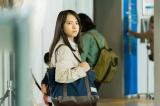 ケースワーカー・円山幹子(清原果耶)=映画『護られなかった者たちへ』(10月1日公開) (C)2021映画「護られなかった者たちへ」製作委員会