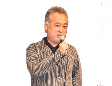 映画『明日の食卓』(28日公開)の完成報告会見に出席した瀬々敬久監督 (C)ORICON NewS inc.