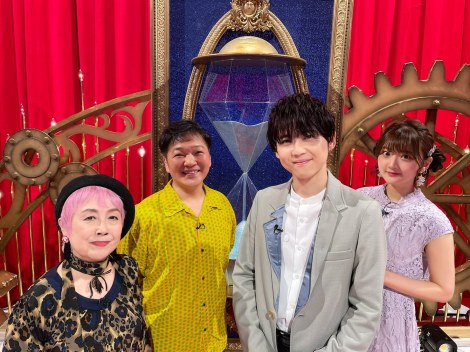 『1周回って知らない話&今夜くらべてみました合体芸能界の気になる!3時間SP』放送(C)日本テレビ