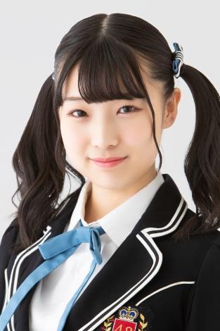 NMB48 25thシングル「シダレヤナギ」選抜メンバー・安部若菜(C)NMB48