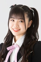NMB48 25thシングル「シダレヤナギ」選抜メンバー・貞野遥香(C)NMB48
