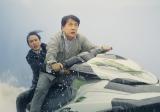 映画『プロジェクトV』(5月7日公開)激流爆走、ジェットスキーアクションシーン (C)2020 SHANGHAI LIX ENTERTAINMENT CO.LTD ALLRIGHTS RESRVED