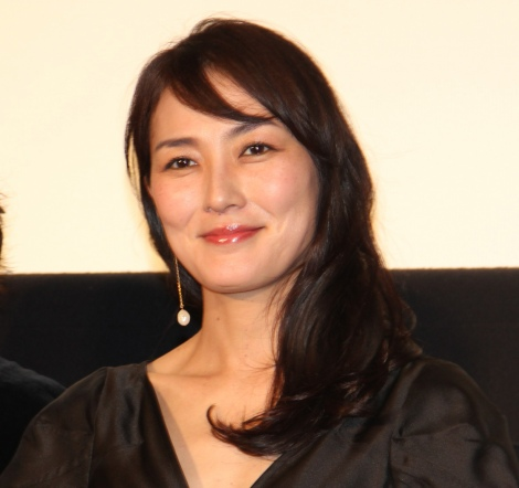 映画『37セカンズ』初日舞台あいさつに登場した板谷由夏 (C)ORICON NewS inc.