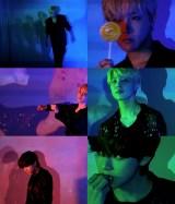 BTSのニューシングル「Butter」コンセプトクリップ公開(上から)J-HOPE、JIMIN、V