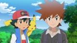 サトシのライバル・シゲル(右)=アニメ「ポケットモンスター」の場面カット (C)Nintendo・Creatures・GAME FREAK・TV Tokyo・ShoPro・JR Kikaku (C)Pokemon