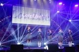 リリースイベントを開催したLiella!(C)プロジェクトラブライブ!スーパースター!!(C)2021 プロジェクトラブライブ!スーパースター!!