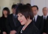 ドラマ『春の呪い』に出演する高島礼子 (C)テレビ東京