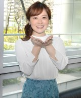 水卜麻美、無言でおにぎり3個ほお張る「#食リポ放棄」動画 SNSで反響「最高」