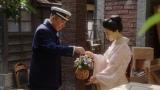 第40回(2月4日)初めて花籠が届いたシーン=連続テレビ小説『おちょやん』(C)NHK