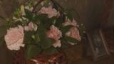 第70回(3月12日)万太郎一座とチャップリンをかけた芝居対決の千秋楽の後に届いた花籠=連続テレビ小説『おちょやん』(C)NHK