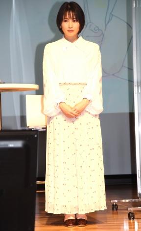『2021年看護の日トークイベント〜だから、私は、看護を選ぶ。〜』に登場した志田未来 (C)ORICON NewS inc.