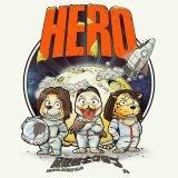 変態紳士クラブの2nd EP『HERO』ジャケット写真