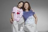 Gap Summer21『Individuals of style』に登場するSHIHO&SARANG