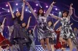 歴代衣裳をフィーチャーしたコーナーも=『乃木坂46 9th YEAR BIRTHDAY LIVE 〜3期生ライブ〜』より