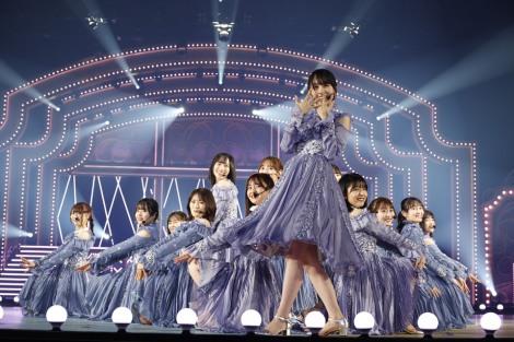 『ミュージックステーション』でも披露した「I see...」=『乃木坂46 9th YEAR BIRTHDAY LIVE 〜4期生ライブ〜』より