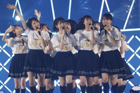 『乃木坂46 9th YEAR BIRTHDAY LIVE 〜4期生ライブ〜』より