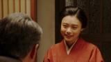熊田と話しをする千代(杉咲花)=連続テレビ小説『おちょやん』最終週・第111回より (C)NHK