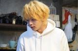 若き青山(中村倫也)=テレビ東京系ドラマ『珈琲いかがでしょう』第6話(5月10日放送) (C)「珈琲いかがでしょう」製作委員会