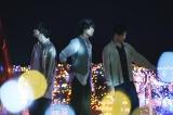 back numberが『恋はDeepに』主題歌「怪盗」の新ビジュアルを解禁