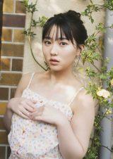 『BUBKA』6月号の表紙を飾るHKT48・田中美久
