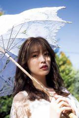 『FLASH』5月11日発売号表紙を飾る工藤美桜 (C)光文社/週刊FLASH