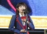 『AKB48 53rdシングル世界選抜総選挙』では2年連続で選抜入りした惣田紗莉渚(写真は2018年)