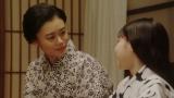 春子(毎田暖乃)と話しをする千代(杉咲花)=連続テレビ小説『おちょやん』最終週・第113回より (C)NHK