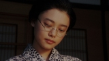 岡福である台本を読む千代(杉咲花) =連続テレビ小説『おちょやん』最終週・第113回より (C)NHK