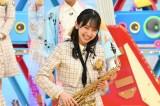 18日放送の『オトラクション』に出演する日向坂46・金村美玖(C)TBS