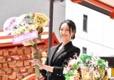 映画『地獄の花園』(5月21日公開)の大ヒット祈願イベントに出席した菜々緒 (C)ORICON NewS inc.