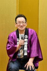 春風亭昇太=三宅裕司の生誕70周年を祝した前日祭イベント『「趣味入院・特技退院」な60代を乗り越え、不死鳥の70歳になりました!!』