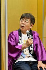 小倉久寛=三宅裕司の生誕70周年を祝した前日祭イベント『「趣味入院・特技退院」な60代を乗り越え、不死鳥の70歳になりました!!』