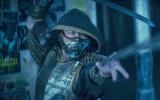 """激しい戦いを繰り広げる""""ハサシ・ハンゾウ/スコーピオン""""(真田広之)=映画『モータルコンバット』(6月18日公開)(C)2021 Warner Bros. Entertainment Inc. All Rights Reserved"""