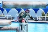16日放送の『『超水上サバイバル オチルナ!』に出演するRENA(C)フジテレビ