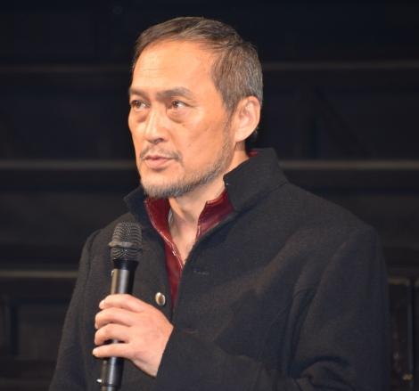 舞台『ピサロ』の初日前会見に登壇した渡辺謙 (C)ORICON NewS inc.