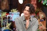登坂広臣がソロアーティスト名義「OMI」で『MUSIC BLOOD』に出演(C)日本テレビ