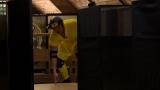 テレビ朝日系バラエティー『カメラに映っちゃダメ忍者』に出演するオカダ・カズチカ (C)テレビ朝日