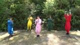 テレビ朝日系バラエティー『カメラに映っちゃダメ忍者』の出演者 (C)テレビ朝日