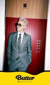 BTS新デジタルシングル「Butter」ソロティーザーフォト・JIMIN(C)BIGHIT MUSIC
